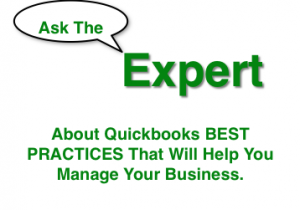 ask the expert about quickbooks best practices